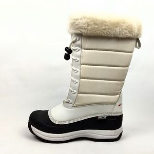 Baffin Faux Fur Insulated Winter Snow Boots 10
